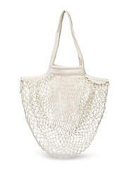 Net bag - LIGHT BEIGE