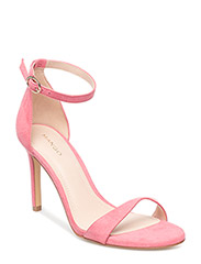 Ankle-cuff sandals - PINK
