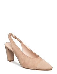 Slingback heel shoes - LT PASTEL GREY