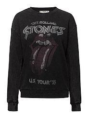 Rollings cotton sweatshirt - DARK GREY