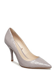Pointed toe pumps - LT-PASTEL PURPLE