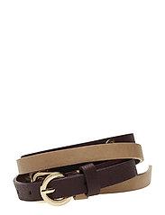 Skinny belt pack - LT-PASTEL PINK
