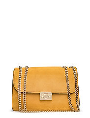 Mango - Chain Leather Bag