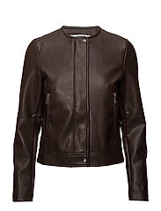 Zipped Biker Jacket thumbnail