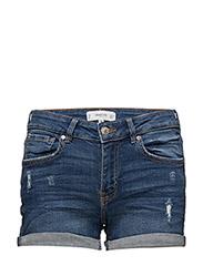 Mango - Medium Denim Shorts