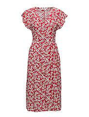 Mango - Midi Printed Dress
