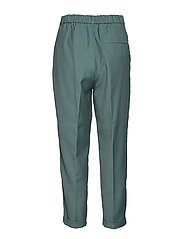 Straight trousers - DARK BLUE