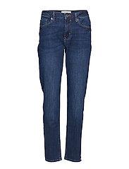 Relaxed Lonny Jeans - OPEN BLUE