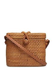 Bamboo coffer bag