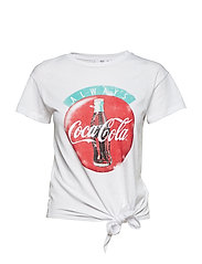 Coca-cola t-shirt - WHITE