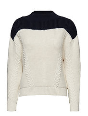 Monochrome sweater - LIGHT BEIGE