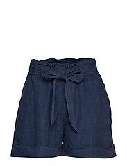 Bow linen short