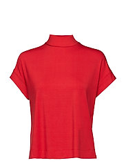 Dolman sleeve t-shirt - BRIGHT RED