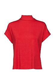 Dolman sleeve t-shirt - BRIGHT RED