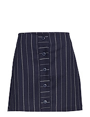 Striped Miniskirt