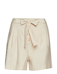 Modal-blend short - LIGHT BEIGE