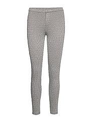 Printed leggings - NATURAL WHITE