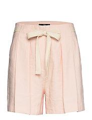 High-waist shorts - PINK
