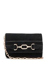 Stirrup leather bag - BLACK