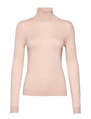 Turtle neck sweater - LT PASTEL GREY