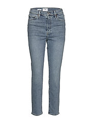 Jeans high waist slim Gisele - OPEN BLUE