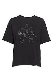 Mickey Mouse t-shirt - BLACK
