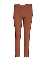 Slim-fit trousers - MEDIUM ORANGE