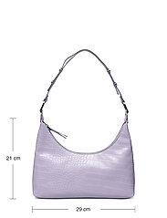 Mango - KARINA - axelremsväskor - light/pastel purple - 4