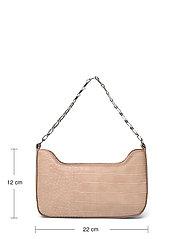 Mango - LUCY - handväskor - nude - 4