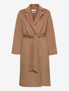 BATIN - winter coats - camel