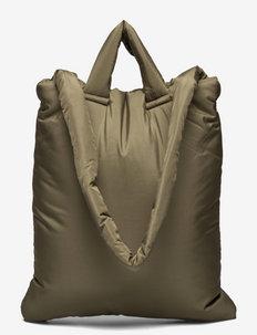 SOFT - tote bags - khaki