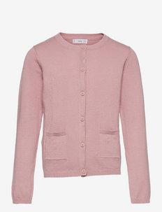 EMMA1 - cardigans - pink