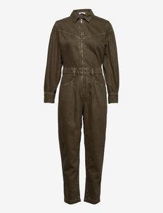 PHILIPE - jumpsuits - khaki