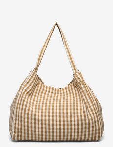 MARBELLA - tote bags - mustard