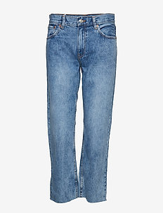 Straight crop Sayana jeans - OPEN BLUE