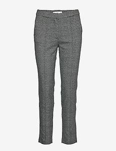Straight long pants - GREY