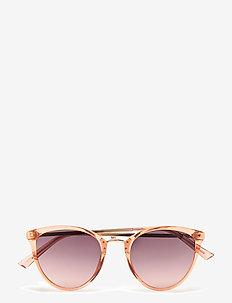Contrasting sunglasses - LT-PASTEL ORANGE