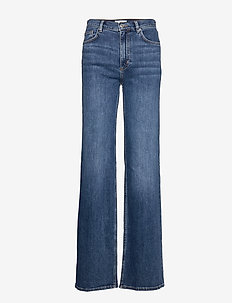 Jeans wideleg - OPEN BLUE