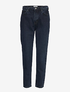 Mom-fit jeans - OPEN BLUE