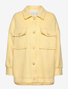 COUNTRY - overshirts - yellow