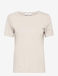 CHALACA7 - t-shirts - stone