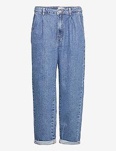 REGINA - mor jeans - open blue