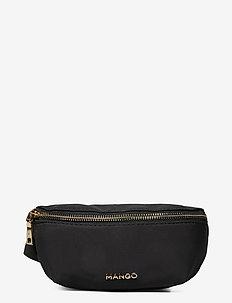 BLEDI - bæltetasker - black