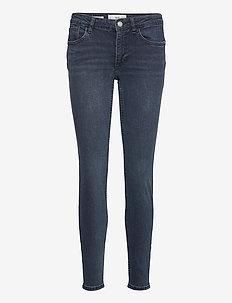 KIM - skinny jeans - open blue