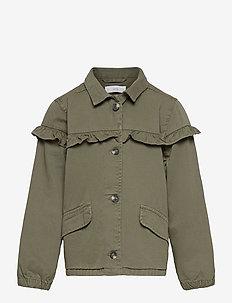 EDGE8 - lette jakker - beige/khaki