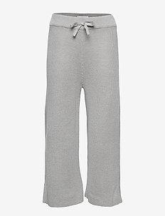 MARTINA - bukser - medium gray