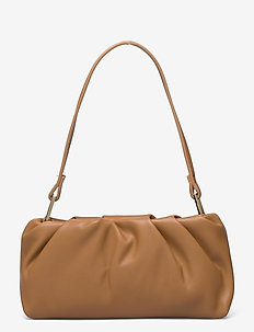 POLI - skuldertasker - leather