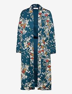 PETAL - kimonoer - medium blue
