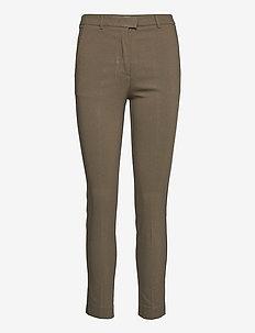 COLA - slim fit bukser - beige/khaki