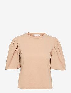 PALOMITA - t-shirts - grey polka dot